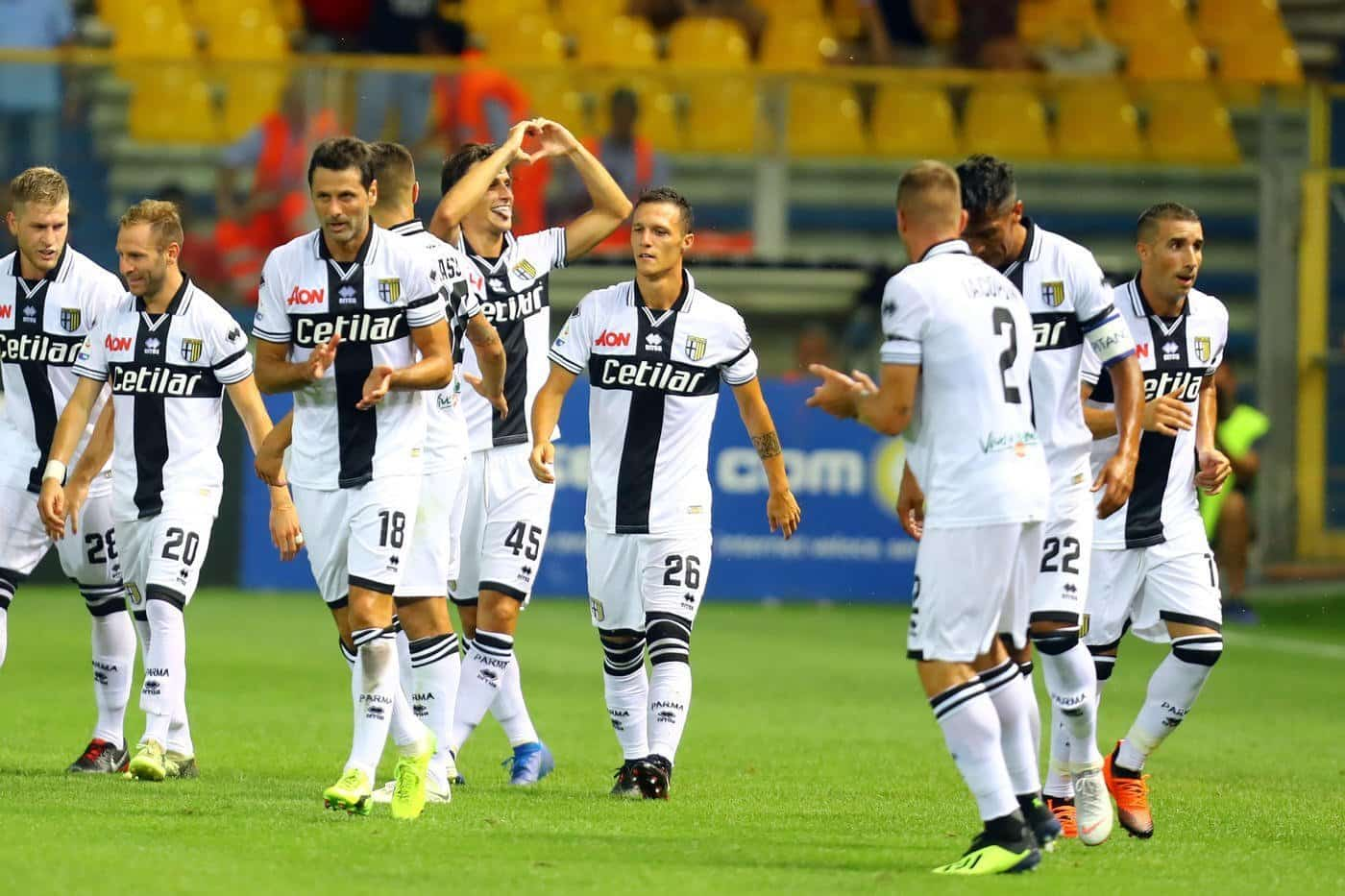 parma udinese
