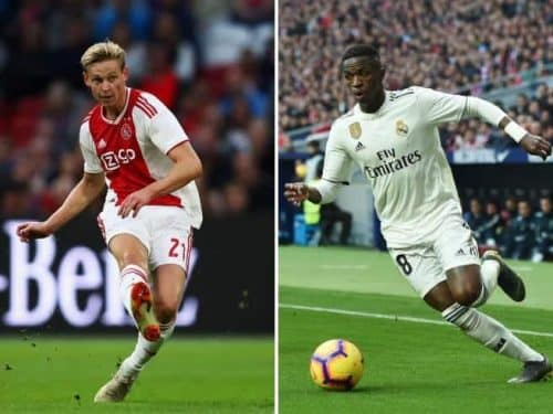 Ajax Real Madrid 1-2. Le pagelle delle squadre.