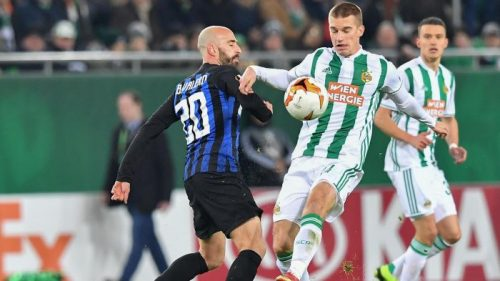 Le pagelle Rapid Vienna Inter 0-1. L'Europa League ...