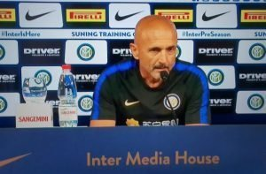Caso Icardi. Spalletti in Conferenza stampa.