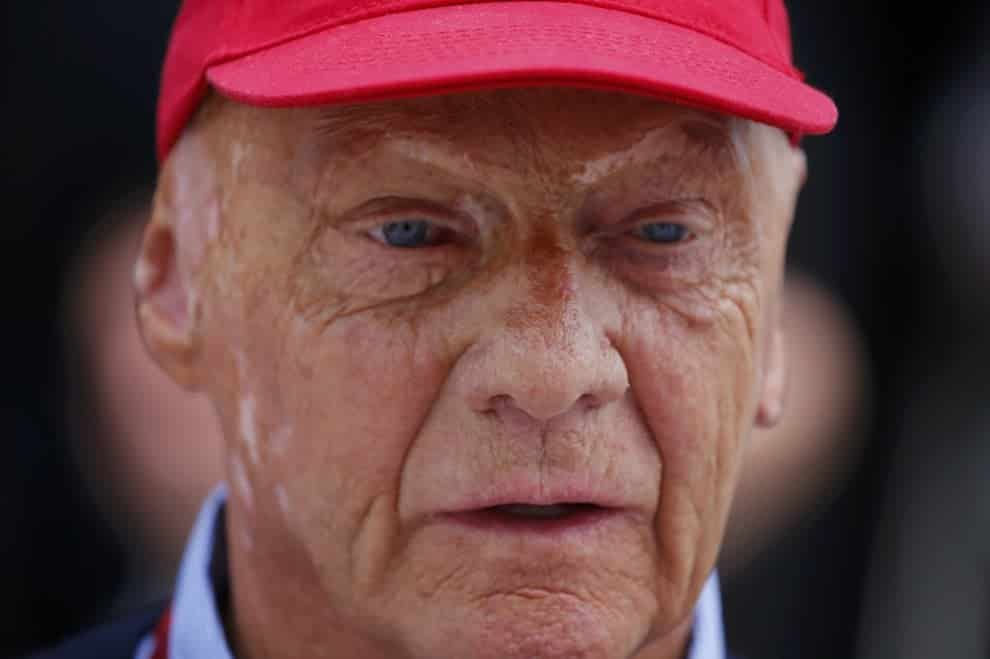 Formula1 in lutto. E' morto Niki Lauda .
