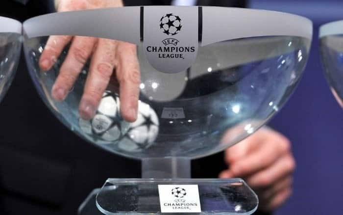 Champions League. Il calendario 2019/2020.