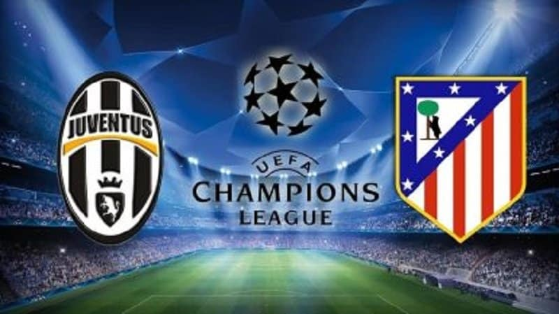 Juventus Atletico Madrid
