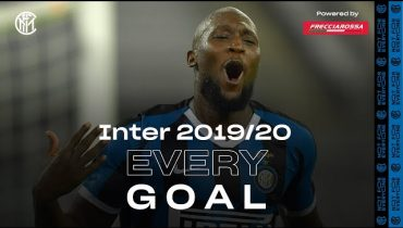 Every Goal Inter 2019-20