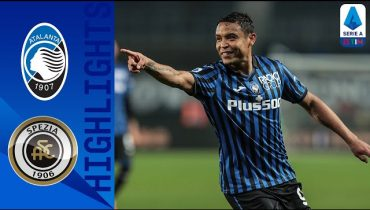 Highlights Atalanta Spezia